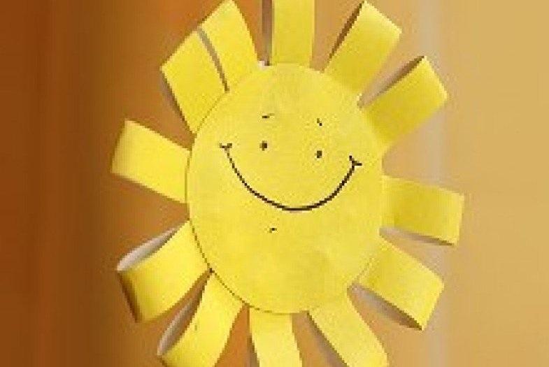Картинки солнышко для детей 015