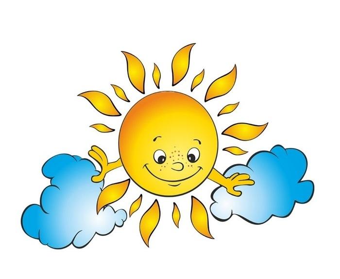 Картинки солнышко для детей 018