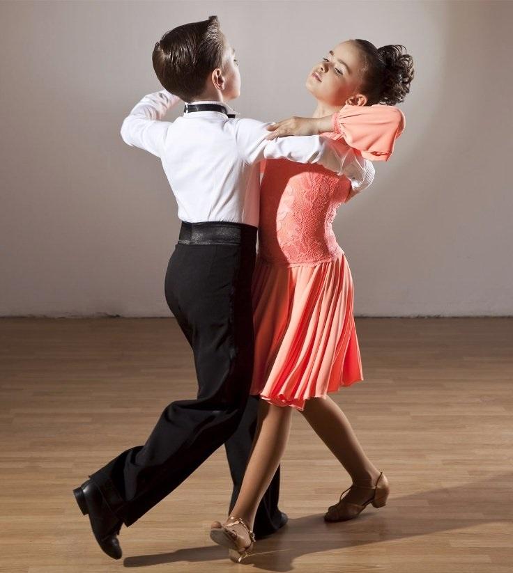Картинки танцы нарисованные 004