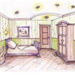 Квартира вид сверху рисунки и картинки