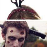 Костюм зомби на хэллоуин — подборка