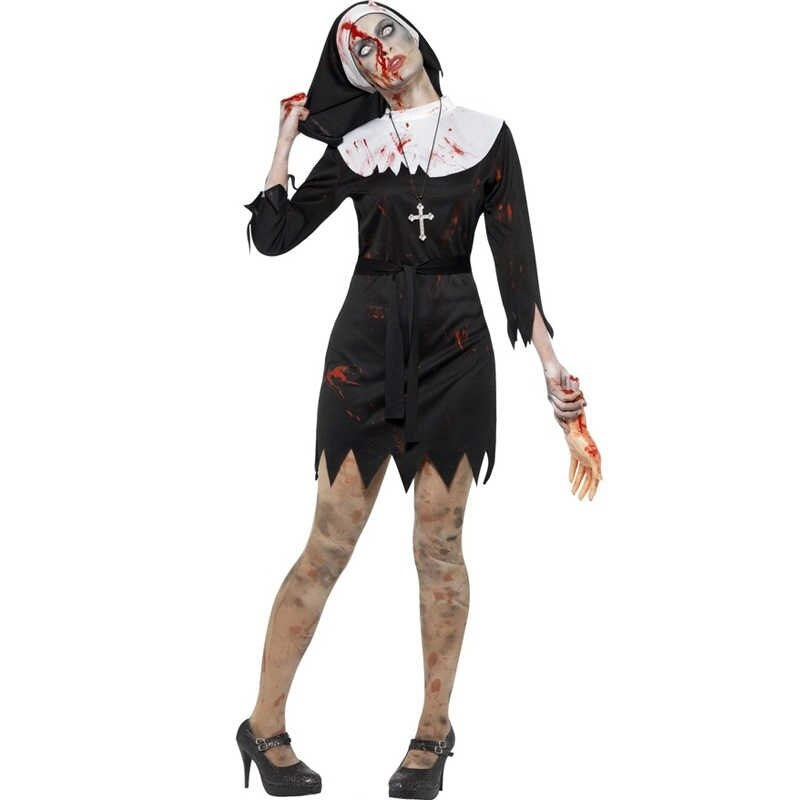 Костюм зомби на хэллоуин 013
