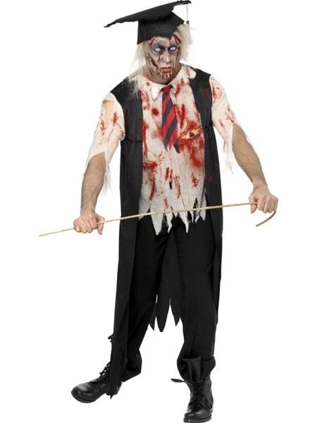 Костюм зомби на хэллоуин 014