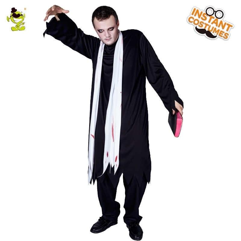 Костюм зомби на хэллоуин 016