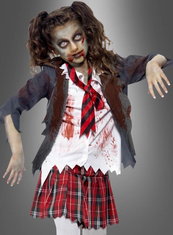 Костюм зомби на хэллоуин 025
