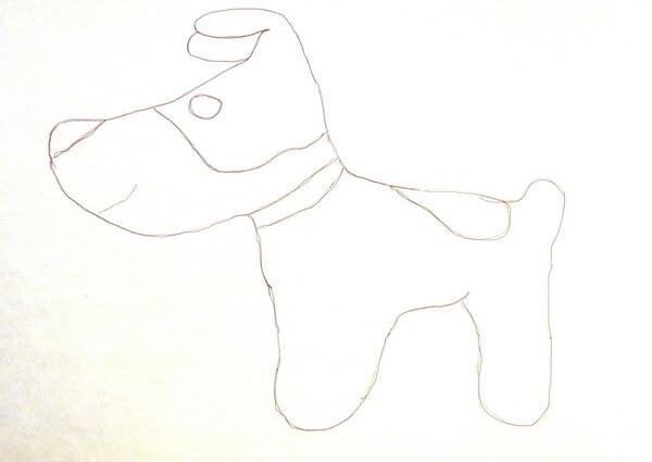 Кофейные собачки мастер класс 021