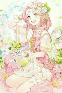 Красивые аниме феи и эльфы картинки 017