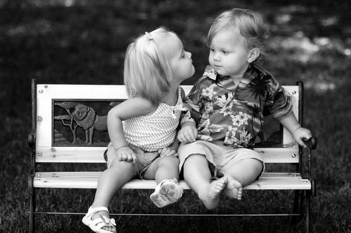 Красивые картинки о любви к детям 018