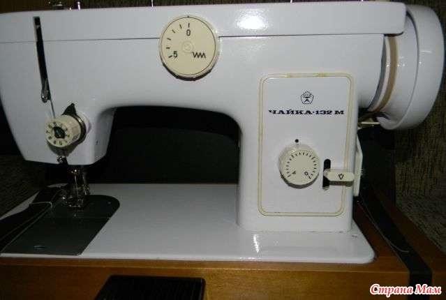 Красивый рисунок швейной машинки 008