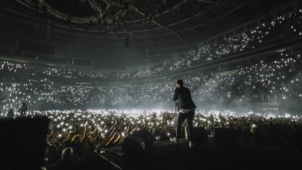 Макс корж картинки с концерта 005