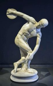 Мышцы скульптура 013