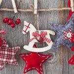 Новогодние текстильные игрушки — красота
