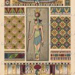 Орнамент древнеегипетский — крутые фото