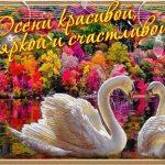 Первый день осени красивые картинки и открытки