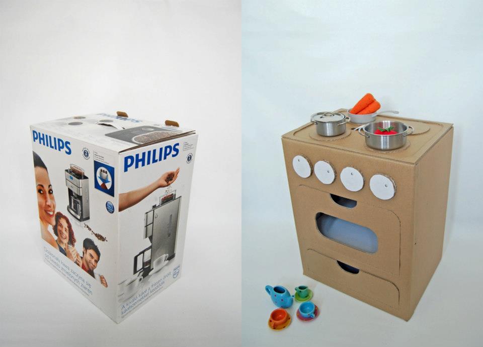 Поделки из коробок молока подборка (9)