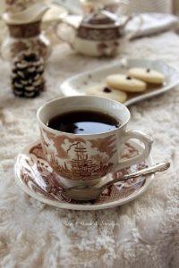 Поздравления в открытках День кофе в Вене 009