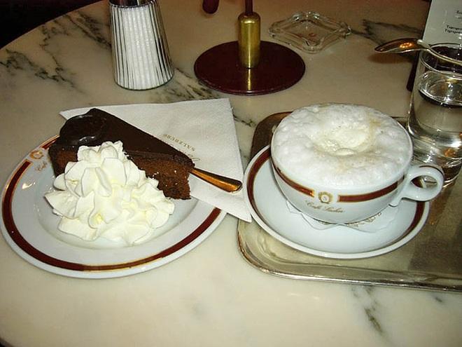 Поздравления в открытках День кофе в Вене 011