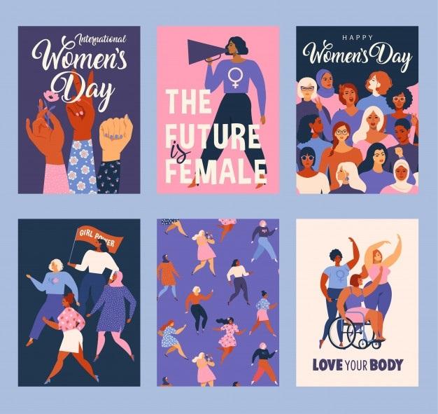 Поздравления в открытках на День американских деловых женщин (День бизнес вумен) 014