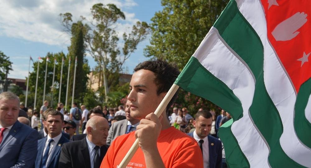 Поздравления в открытках на День независимости (День освобождения) Республики Абхазия 003