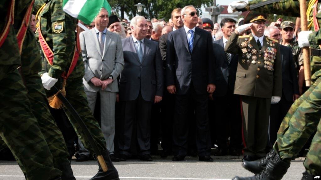 Поздравления в открытках на День независимости (День освобождения) Республики Абхазия 006