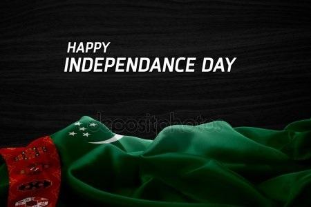 Поздравления в открытках на День независимости Туркменистана 015