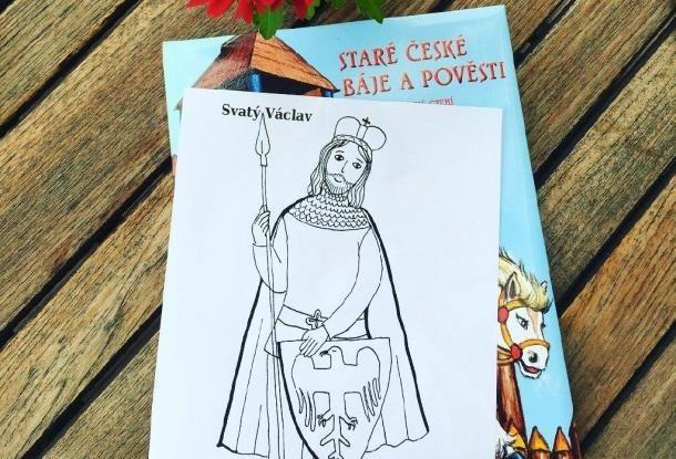 Поздравления в открытках на День святого Вацлава — День чешской государственности 005