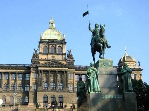 Поздравления в открытках на День святого Вацлава — День чешской государственности 008