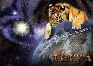 Поздравления в открытках на День тигра на Дальнем Востоке 003
