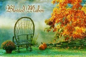 Поздравления в открытках на Мабон 008