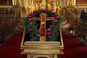 Происхождение (изнесение) честных древ Животворящего Креста Господня 004