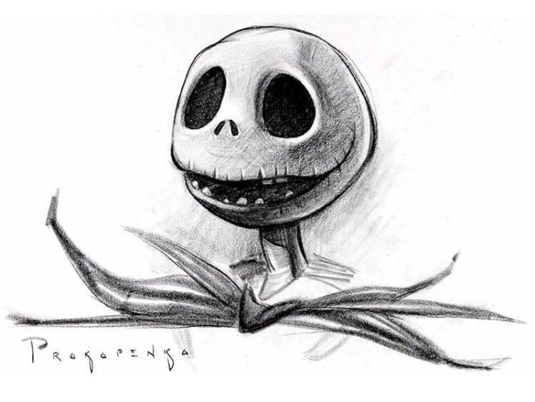 Рисунки хэллоуин картинки карандашом 021