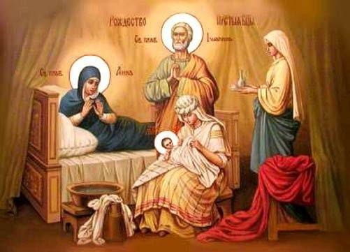 Рождество Божьей Матери у западных христиан 007