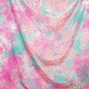 Розово бирюзовый фон 023