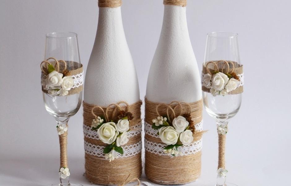 Свадебные наборы ручной работы фото и картинки 022