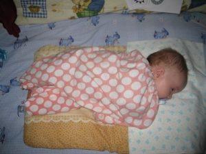 Спальный мешок для ребенка своими руками 009