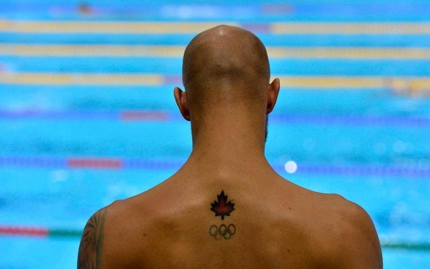 Спортивные тату для спортсмена 017