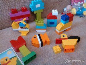 Схемы lego duplo 008