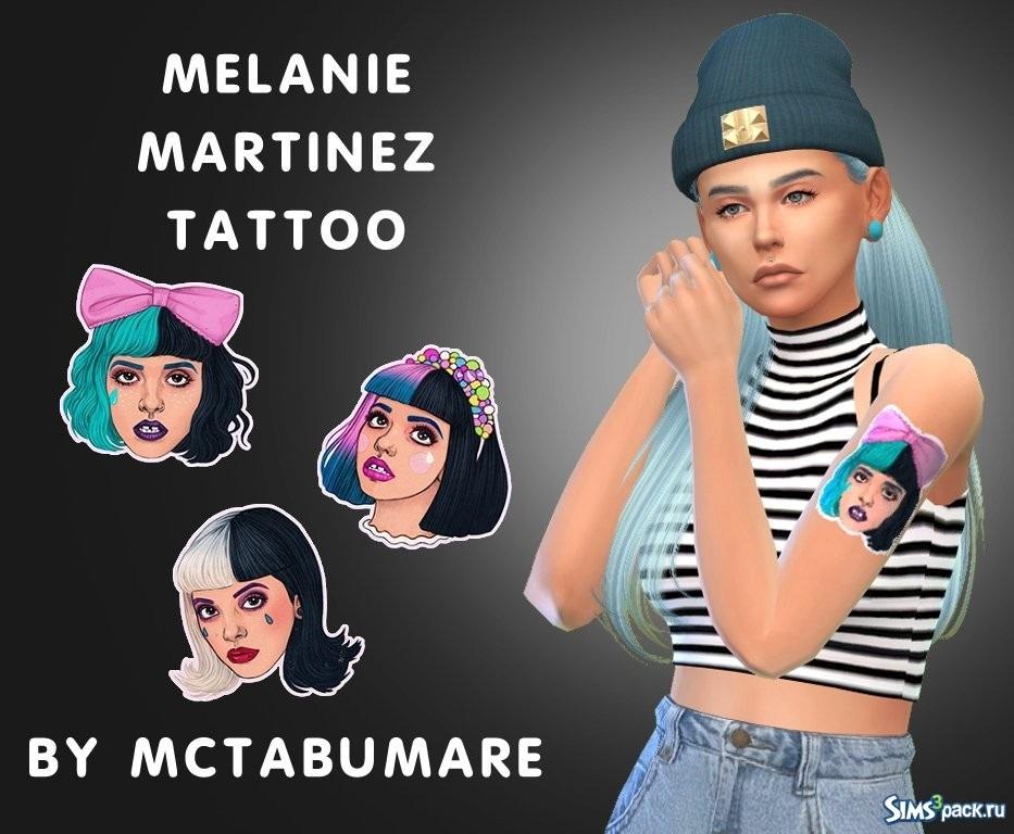 Татуировки мелани мартинес 025