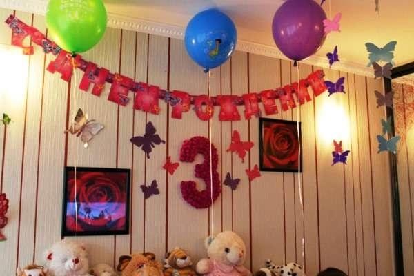 Украшение комнаты для ребенка 001