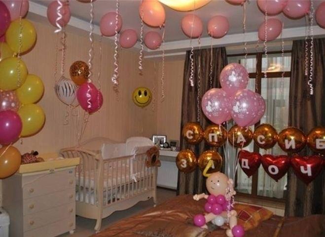 Украшение комнаты для ребенка 003