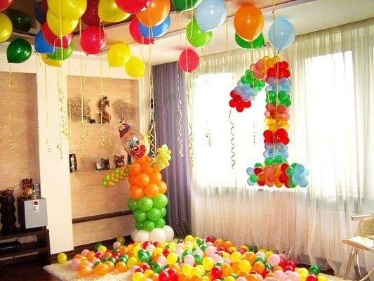 Украшение комнаты для ребенка 005