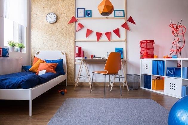 Украшение комнаты для ребенка 008