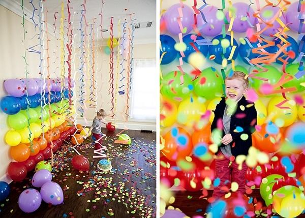 Украшение комнаты для ребенка 020