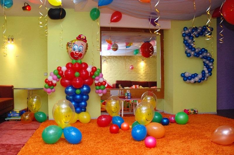 Украшение комнаты для ребенка 021
