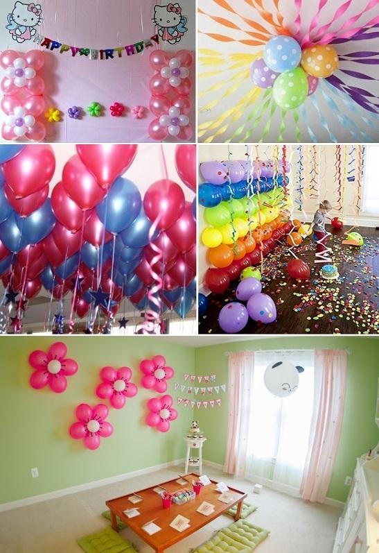 Украшение комнаты для ребенка 022
