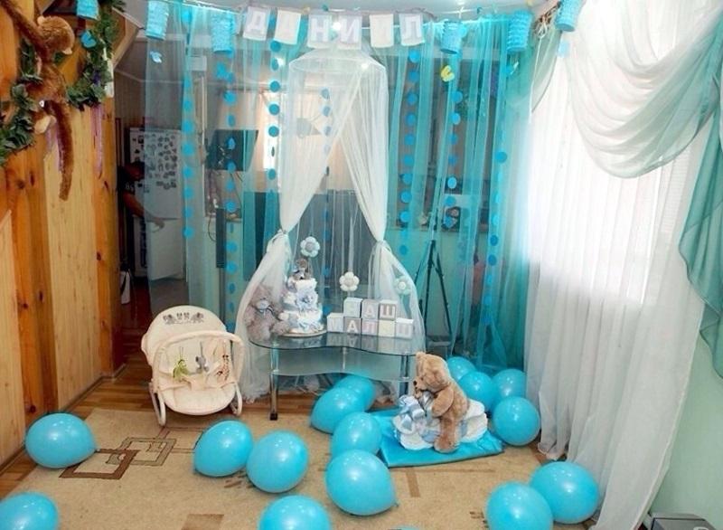 Украшение комнаты для ребенка 023