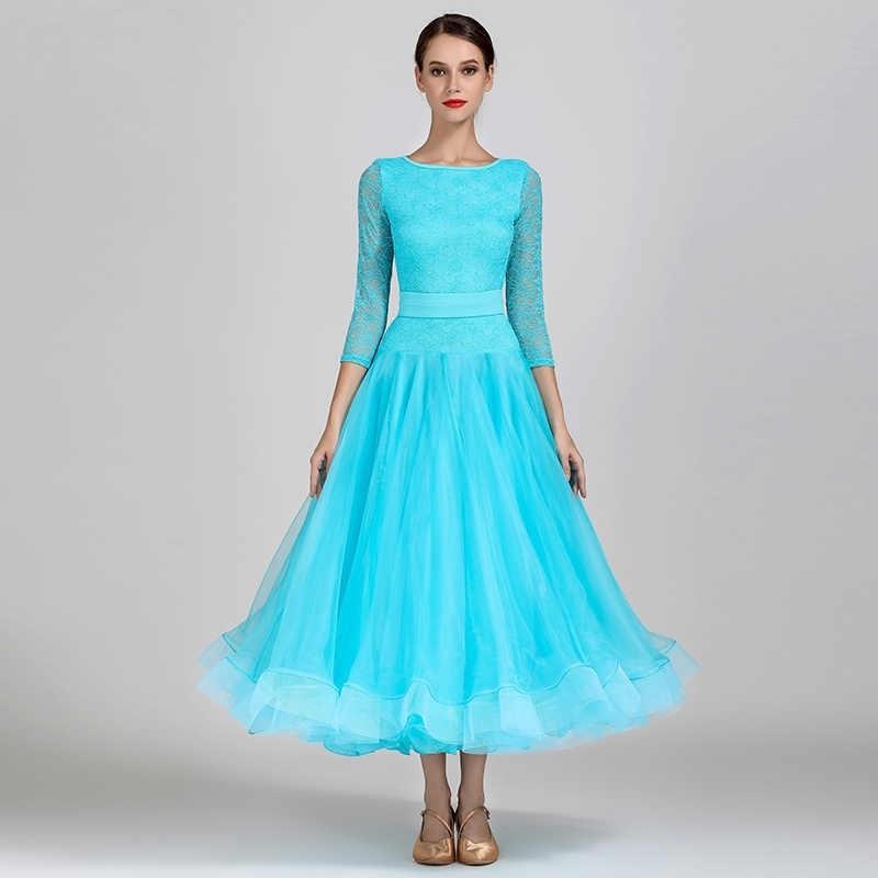 Фото бальных платьев для танцев 016