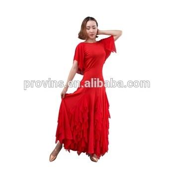 Фото бальных платьев для танцев 024