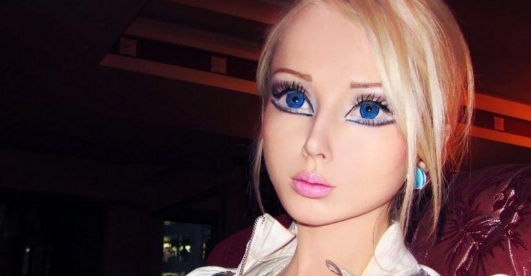 Фото девушек у которых кукольное лицо 001