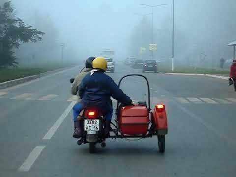 Фото мотоцикл с люлькой 001
